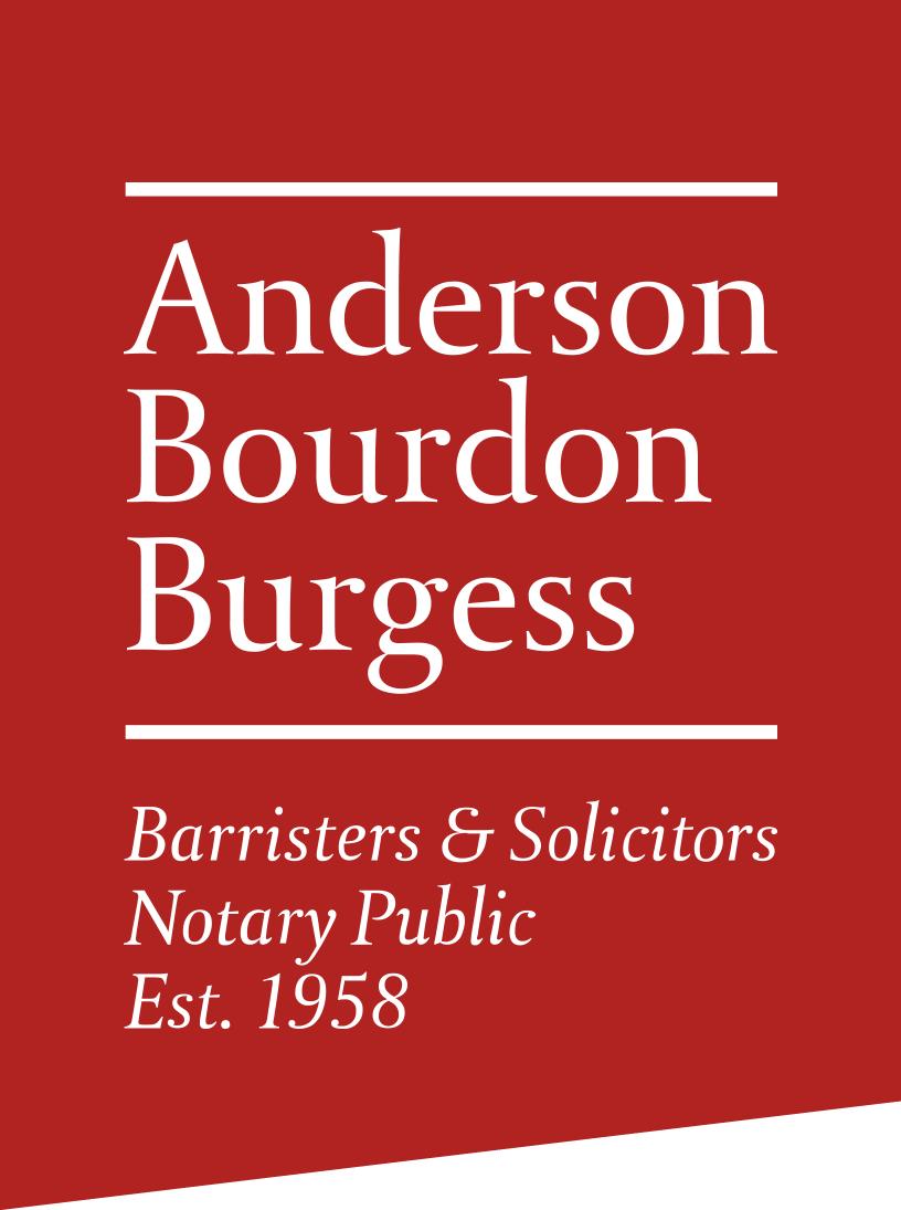 Anderson Bourdon Burgess